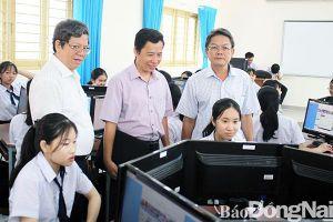Trên 10 ngàn học sinh THPT tham gia thi tìm hiểu pháp luật