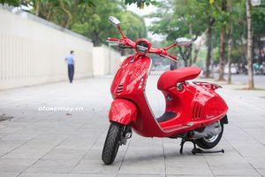 Vespa 946 RED - không chỉ là thời trang