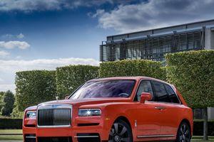 Rolls-Royce Cullinan bị triệu hồi vì đèn hậu không đủ sáng