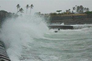 Biển Đông xuất hiện vùng áp thấp, Tây Nguyên và Nam Bộ mưa to