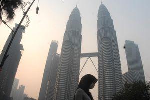 Căng thẳng bùng phát giữa Indonesia và Malaysia vì khói bụi cháy rừng