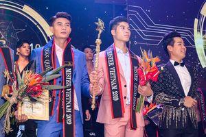 Mister Việt Nam 2019 bất ngờ có 2 quán quân, Ban tổ chức nói gì?