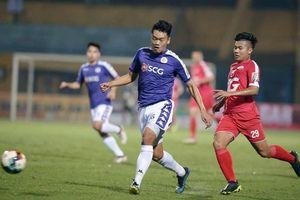 TRỰC TIẾP Hà Nội FC - Viettel vòng 23 V-League 2019: Hàng Đẫy kém vui