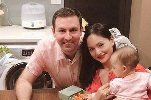 Lan Phương 'Nàng dâu order' tiết lộ lý do không ép chồng Tây học tiếng Việt
