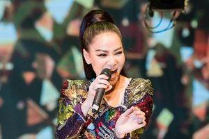 Khán giả phấn khích với sân khấu 'Diva' mãn nhãn của Thu Minh