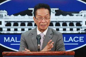 Phủ Tổng thống Philippines: Ông Duterte sẽ không từ bỏ phán quyết Biển Đông