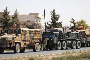 Thổ Nhĩ Kỳ triển khai khí tài quân sự đến Idlib tăng cường phòng thủ cho các trạm quan sát