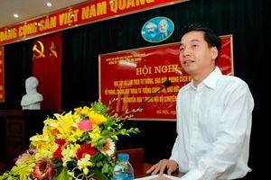 Ông Nguyễn Việt Hà làm Giám đốc Sở Tài chính Hà Nội