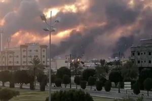 Nga lên tiếng vụ các cơ sở lọc dầu Saudi Arabia bị không kích