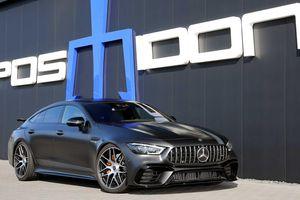 Mercedes-AMG GT 63 S bản độ sức mạnh, gần 900 mã lực