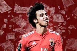 Đội bóng Bồ Đào Nha thu gần 1 tỷ euro nhờ bán cầu thủ
