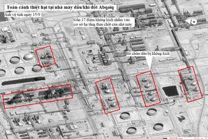 Saudi bị không kích - đòn giáng nặng vào mạch máu dầu mỏ toàn cầu