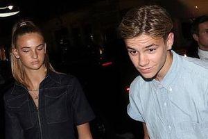 Con trai 17 tuổi của David Beckham có bạn gái mới?