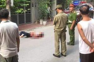 Hà Nội: Rúng động, sau khi đâm 2 cô gái tử vong nam thanh niên nhảy lầu tự tử