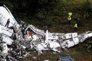Hai người sống sót sau vụ rơi máy bay tại Colombia