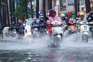 Nam Tây Nguyên và Nam Bộ tiếp tục mưa lớn
