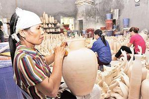 Mô hình hợp tác xã thúc đẩy các làng nghề phát triển