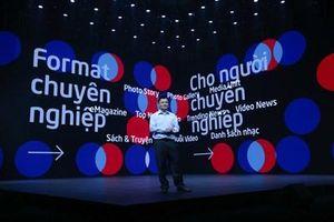 Ra mắt mạng xã hội 'make in Vietnam' Lotus