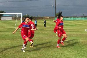 U16 nữ Việt Nam tự tin trước U16 CHDCND Triều Tiên