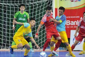 Giải futsal VĐQG 2019: SS.Khánh Hòa lỡ cơ hội quý giá