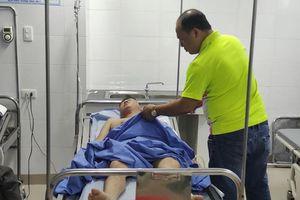 Anh chém cả nhà em ở Thái Nguyên: Một nạn nhân đã qua cơn nguy kịch