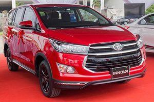 Xe Toyota Innova giảm giá 75 triệu đồng tại Việt Nam