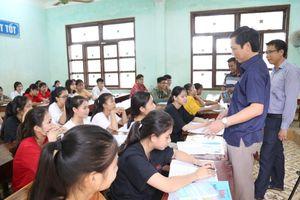 Quảng Trị: Công khai các khoản thu nộp tại các trường học