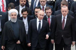 Iran, Nga và Thổ Nhĩ Kỳ muốn giải quyết tình hình rối ren tại Syria