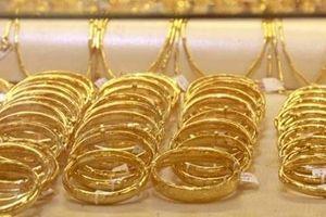 Giá vàng tiếp tục giảm do chứng khoán và lợi suất trái phiếu Chính phủ Mỹ