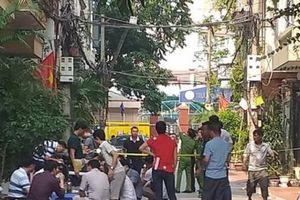 Hà Nội: Nghi phạm sát hại hai nữ sinh trên đường Hoàng Quốc Việt đã tử vong
