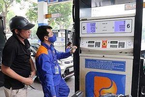 Từ 15g ngày 16-9, giá xăng trong nước tiếp tục giảm