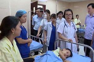 Gần 100 trẻ mầm non nhập viện nghi ngộ độc thức ăn