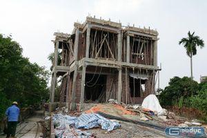 Xã Hoàng Động tan nát vì hàng loạt công trình trái phép trên đất nông nghiệp