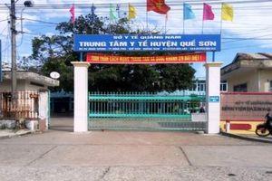 Khởi tố kẻ đâm chết bảo vệ bệnh viện ở Quảng Nam