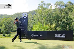 Golfer Hàn Quốc dẫn đầu giải golf Lexus Challenge 2019
