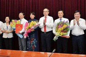 Ban Bí thư chỉ định 5 Ủy viên Ban Chấp hành Đảng bộ TP HCM