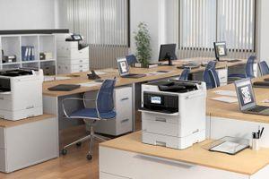 Epson trình làng mẫu máy in văn phòng thế hệ mới