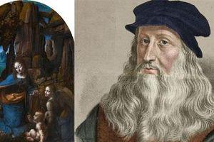 The Virgin Of The Rocks và những nét vẽ bí ẩn đầu tiên