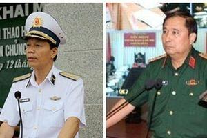 Quân đội có thêm 2 phó tổng tham mưu trưởng