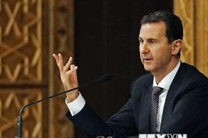Tổng thống Syria Bashar al-Assad ân xá và giảm án cho tù nhân