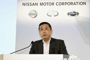 CEO của Nissan từ chức do sai phạm trong nguyên tắc quản lý