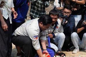 Hà Nội: Thả cá Koi Nhật Bản xuống sông Tô Lịch và Hồ Tây