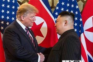 Đàm phán Mỹ-Triều Tiên có thể diễn ra trong vài tuần tới