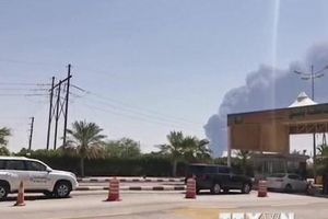 Vụ tấn công cơ sở lọc dầu: Thủ tướng Iraq điện đàm với ngoại trưởng Mỹ