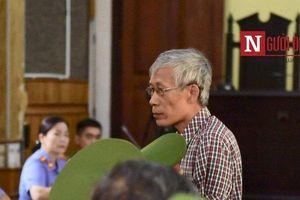 Clip: An ninh thắt chặt tại phiên tòa xử vụ gian lận thi cử ở Sơn la