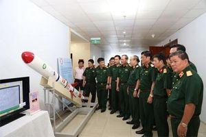 Khám phá sức mạnh tên lửa đặc biệt do Việt Nam chế tạo