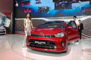 Giá lăn bánh xe KIA Soluto 2019 vừa ra mắt tại Việt Nam