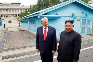 Báo Hàn: Ông Kim Jong-un mời ông Trump tới Bình Nhưỡng
