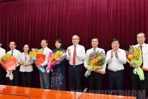 5 người vừa được bổ sung vào BCH Đảng bộ TP.HCM là ai?