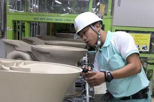 Người công nhân tiêu biểu của Công ty TNHH TOTO Việt Nam